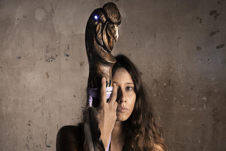 Cristina Huarte Exposición Zaragoza