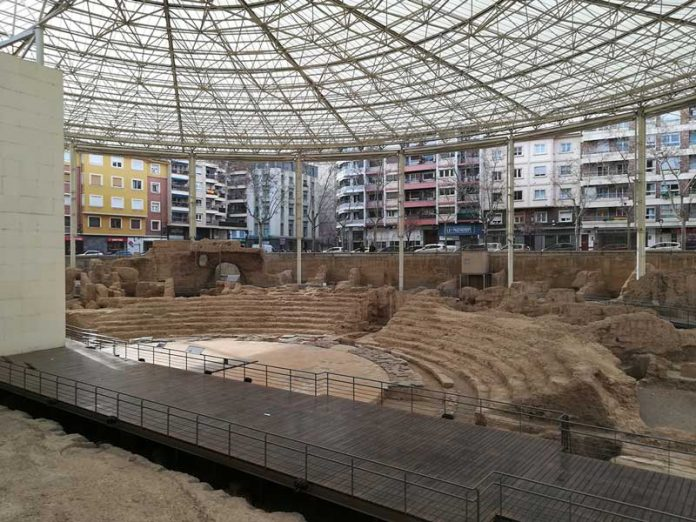 Zaragoza romana