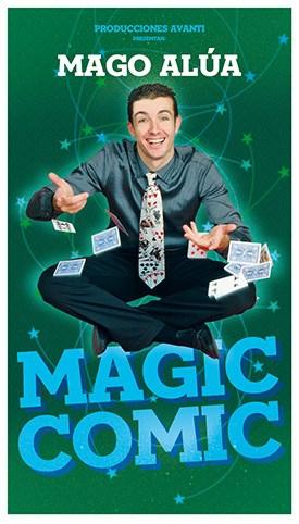 Magic Comic. Teatro Arbolé