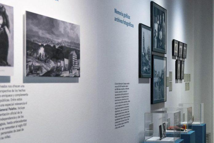Exposición Somos Memoria Zaragoza