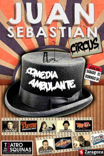 Juan Sebastián Circus